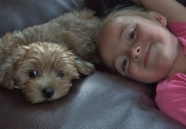 Kendra & Molly